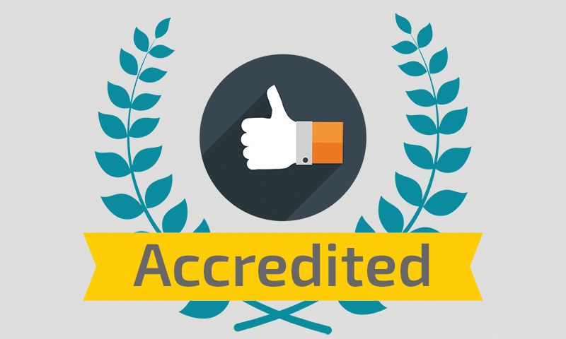 Accredited Certificate Programs